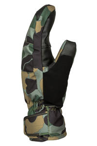 DC Seger Mittens (camouflage lodge)