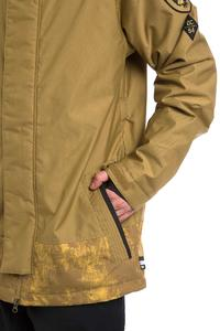 DC Haven Snowboard Jacke (dull gold)