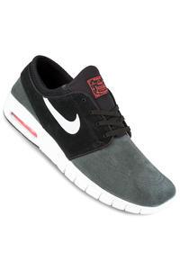 Nike SB Stefan Janoski Max Suede Shoe (anthracite platinum)