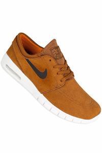 Nike SB Stefan Janoski Max Suede Shoe (hazelnut black)