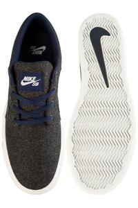 Nike SB Portmore Canvas Premium Schuh (anthracite obsidian)