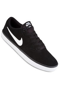Nike SB Check Solarsoft Shoes (black white)