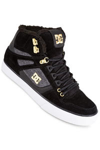 DC Spartan High WC WNT Shoe (black gold)