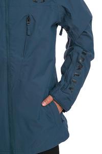 Oakley Cresent Biozone Snowboard Jacke (blue shade)