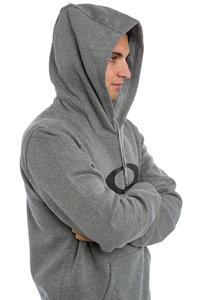 Oakley DWR Ellipse Snow Hoodie (athletic heather)