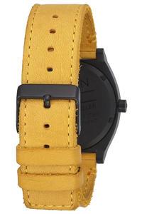 Nixon The Time Teller Mountain Dweller Uhr (all black goldenrod)
