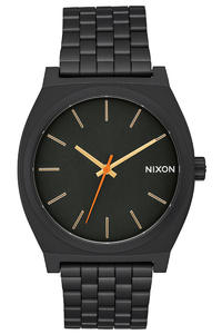 Nixon The Time Teller Sport Lux Uhr (all black surplus)