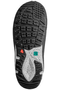 Salomon Hi-Fi Boots 2016/17 (black silver black)