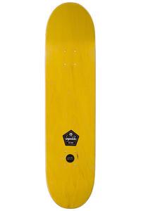"""Inpeddo Palm 8.125"""" Planche Skate (white)"""