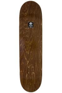 """Magenta Lannon Essential 8.375"""" Deck (green)"""