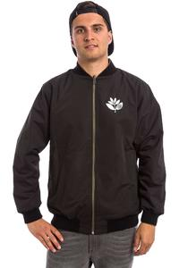 Magenta Two Face Jacket reversible (black khaki)