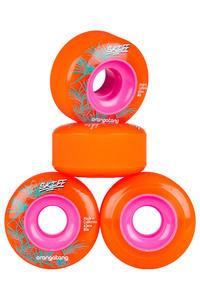 Orangatang Skiff 62mm 80A Wheels (orange) 4 Pack