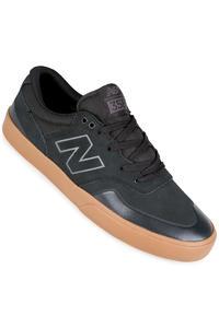 New Balance Numeric Arto 358 Suede Shoe (black gum)