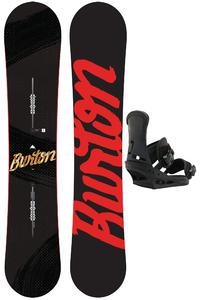 Burton Ripcord 154cm / Infidel M Snowboardset 2016/17