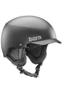 Bern Team Baker Snow-Helm (matte black)