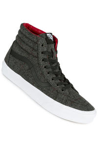 Vans SK8-Hi Reissue Shoe (tweed black true white)