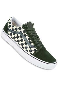 Vans Old Skool Shoe (50th checkerboard black rosin)