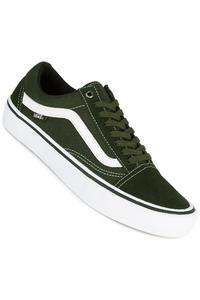 Vans Old Skool Pro Shoe (rosin white)
