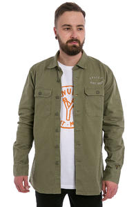 Volcom x Anti Hero Military Camisa (vineyard green)