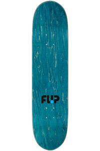 """Flip Team Odyssey Torn 8"""" Deck (neon)"""