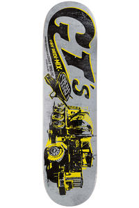 "Anti Hero Taylor GT's Stay Ready Mix 8.125"" Deck (grey)"