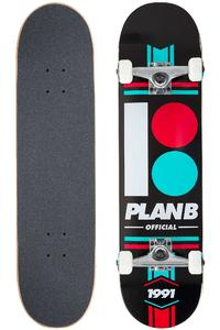 "Plan B Team Official 8"" Complete-Board (black)"
