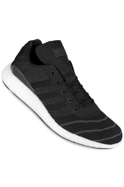 hot sale online b505c 9999f ... norway adidas busenitz pure boost pk chaussure core black white achetez  sur skatedeluxe 17293 ae8f4