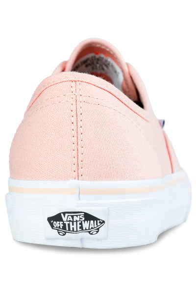 3f42211ee761b2 Vans Authentic Shoes women (tropical peach true white) buy at skatedeluxe