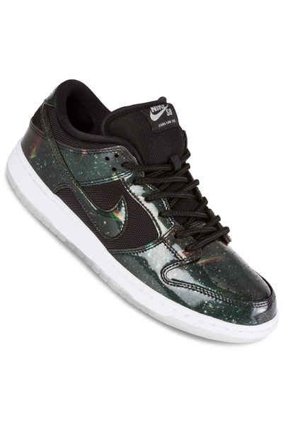 58650154539f authentic nike sb dunk low galaxy qs shoes black metallic buy at  skatedeluxe 15e63 5009f