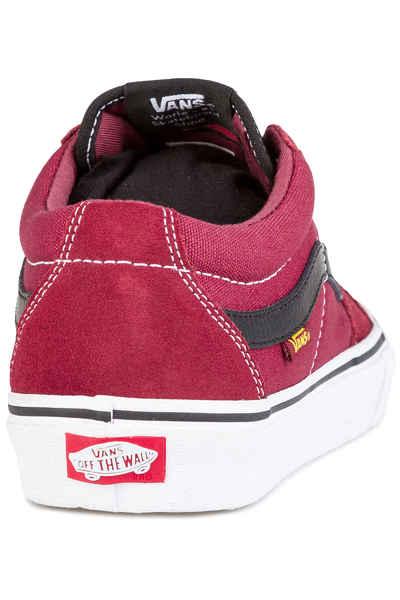 Vans TNT SG Shoes (tibetan red) buy at skatedeluxe 0d51abe73