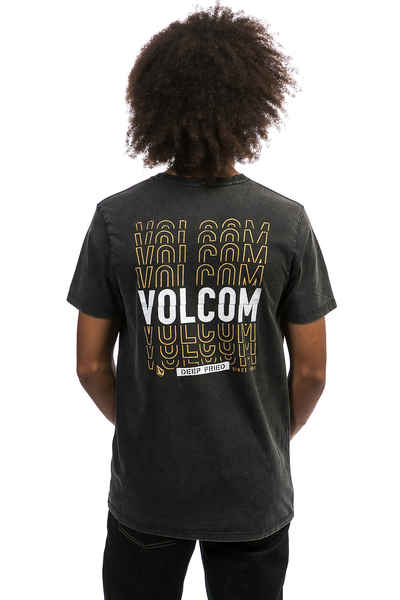 11a2f606c2d Volcom Copy Cut T-Shirt (black) buy at skatedeluxe