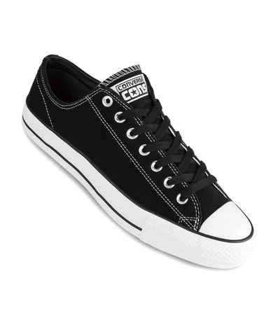 Converse CONS Chuck Taylor All Star Pro Ox Shoes (black black white) buy at  skatedeluxe b034e5358