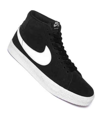 Nike SB Zoom Blazer Mid Shoes (black