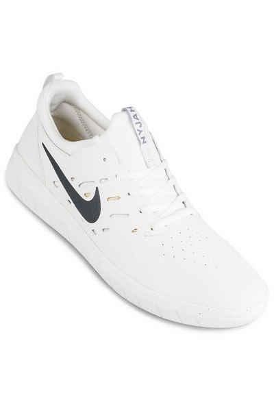 Nike SB Nyjah Free Shoes (summit white