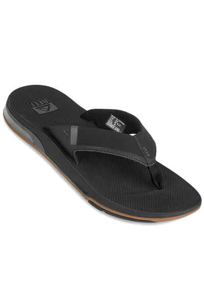 info for wholesale online new cheap Reef Fanning Low Slaps (black) buy at skatedeluxe