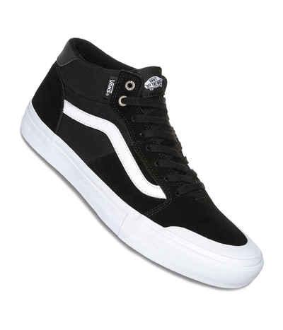 Vans Style 112 Mid Pro Shoes (black