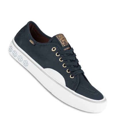 6107076d288d6c Vans x Independent AV Classic Pro Shoes (dress blues) buy at skatedeluxe