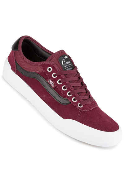 ba1c44c83116 Vans Chima Pro 2 Shoes (port royale black) buy at skatedeluxe