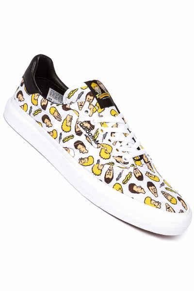 best service 14f8e 2dd12 adidas Skateboarding x Beavis & Butthead 3MC Shoes (white core black white)