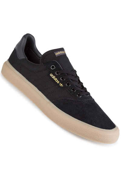 new style c4ab9 e0b7a adidas Skateboarding 3MC Shoes (core black sold grey gum) buy at skatedeluxe