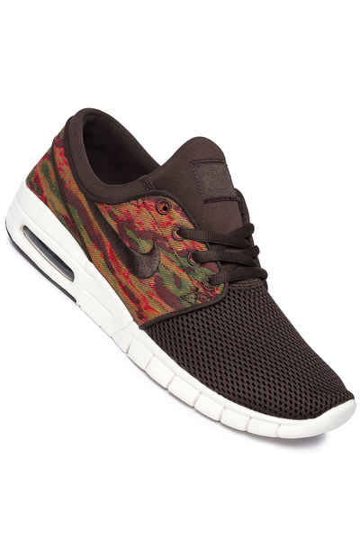 sale retailer 7457e eb108 Nike SB Stefan Janoski Max Shoes (velvet brown sail) buy at