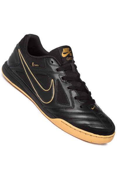 2c12639ffedeb Nike SB Gato Shoes (black black) buy at skatedeluxe