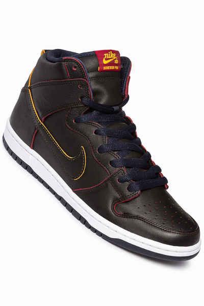 c71da222a8e9 Nike SB x NBA Dunk High Pro Shoes (black black college navy) buy at  skatedeluxe