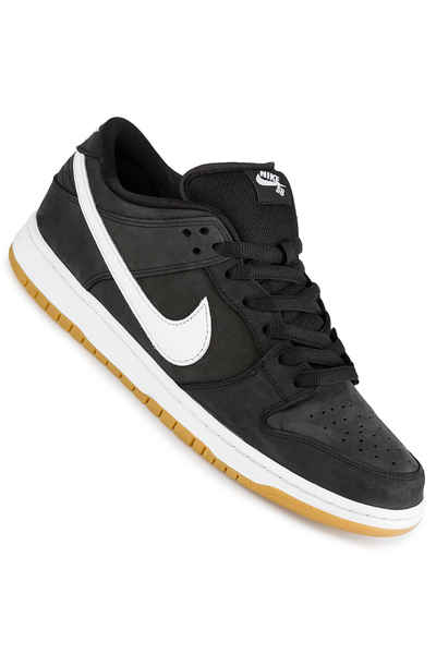 new products 97cec 73aa1 Nike SB Orange Label Dunk Low Pro Iso Shoes (black white) buy at skatedeluxe