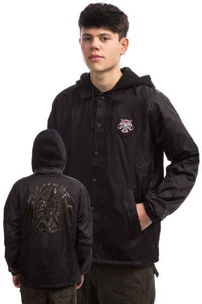 Achetez Skatedeluxe Independent black Sur Veste Pentagram Cross Thrasher X 8rv8qCY