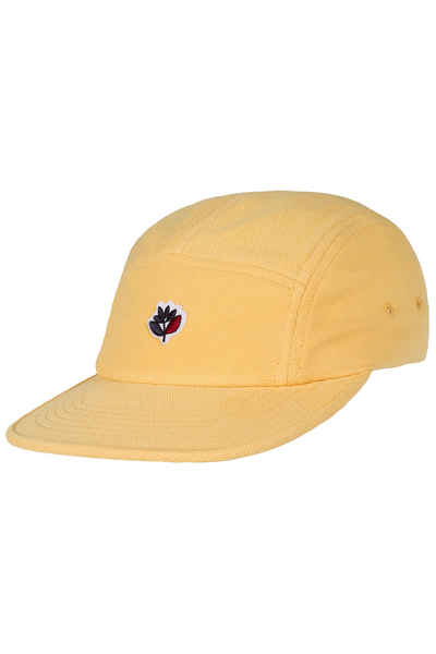 Magenta 5 Panel Cap (pale yellow) buy at skatedeluxe ea304ce9aeed