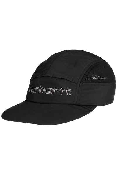 328b8be0dd258 Carhartt WIP Terrace 5 Panel Cap (black) buy at skatedeluxe