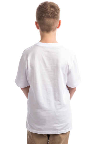 174294164 Vans OTW T-Shirt kids (white black) buy at skatedeluxe