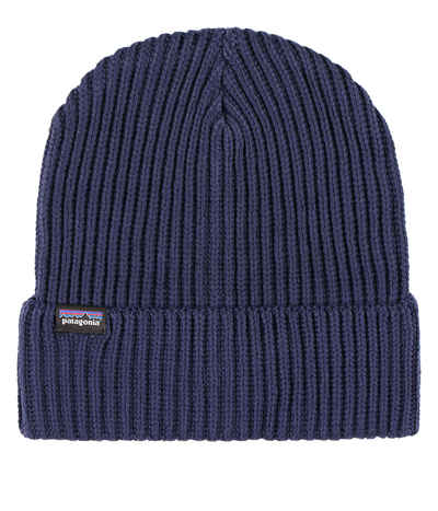 35304a07d1f Patagonia Fishermans Rolled Beanie (navy blue) buy at skatedeluxe