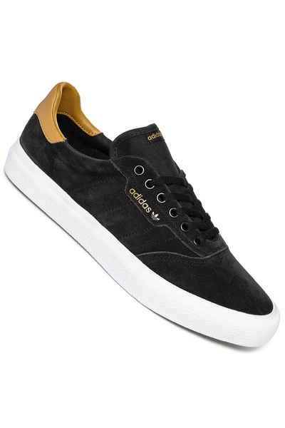 adidas skateboarding 3mc trainers in black